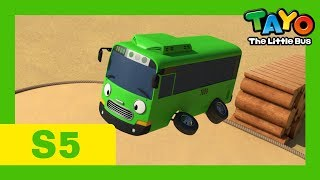 Download Tayo S5 Special Episode l Rogi's Champion Challenge l Tayo the Little Bus Mp3