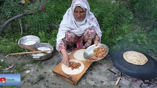 Traditional and Cultural Food Used in Northern Areas of Pakistan || Gilgit Baltistan || Nagar