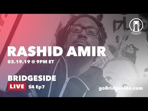 Rashid Amir Performs on Bridgeside Live S4 Ep7