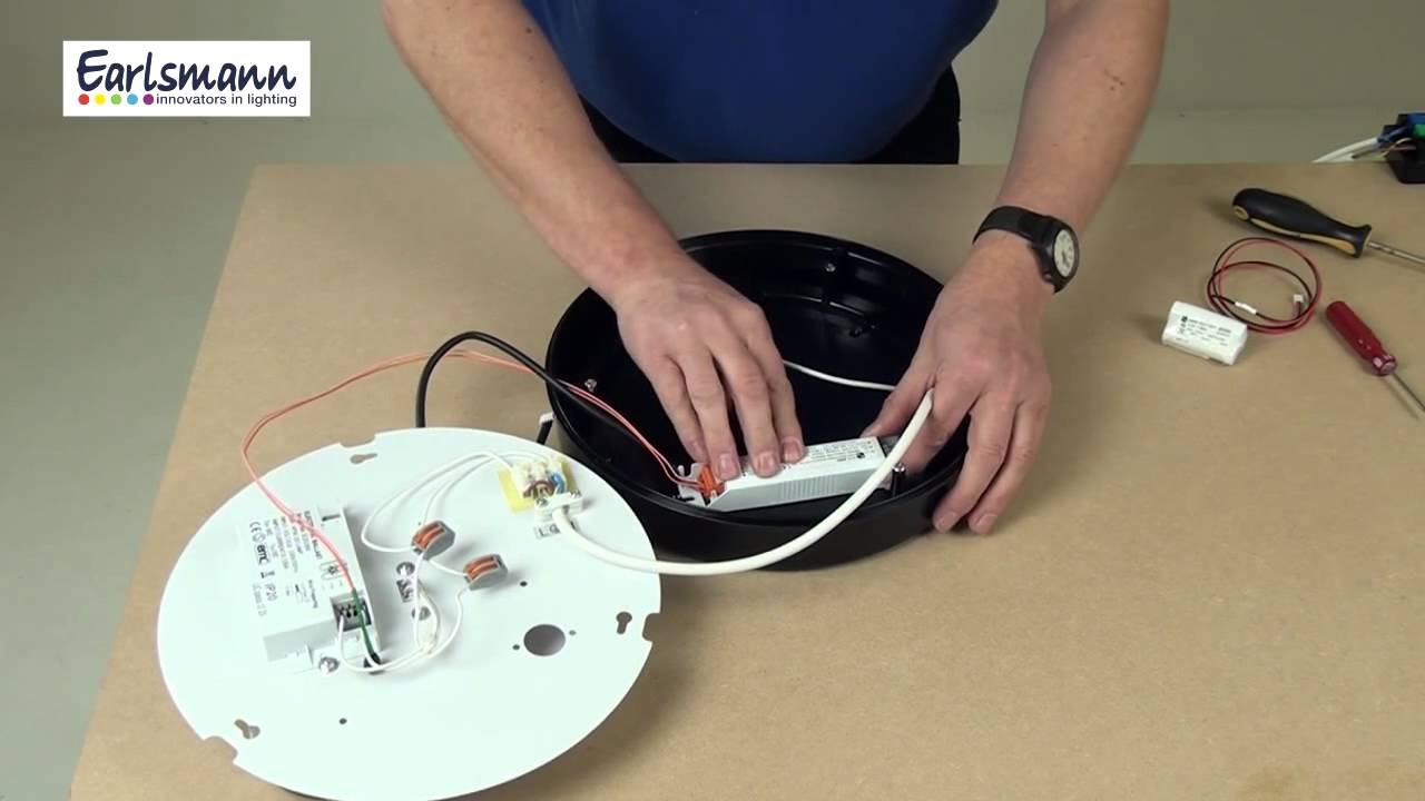 How To Install An Earlsmann Led Replacement 2d Lamp