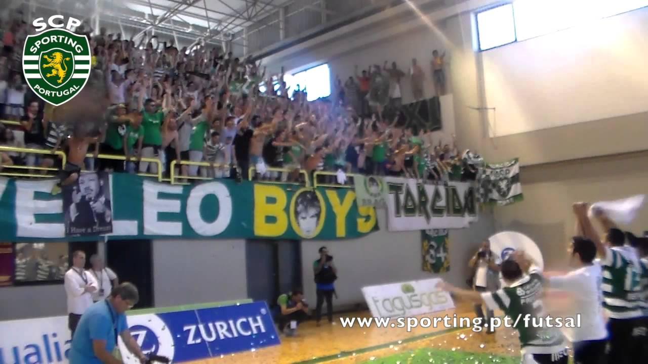 Futsal :: SPORTING BICAMPEÕES DE FUTSAL 2013/2014