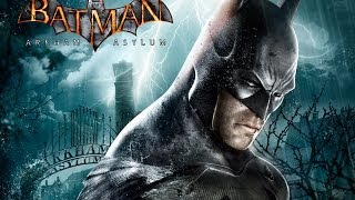 Обзор Batman Arkham Asylum - Антон Логвинов и Александр Кузьменко