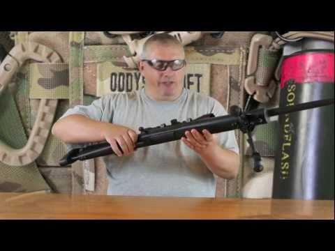 SnowWolf M24 Soccom Sniper