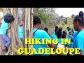 EASTER MONDAY 2019| Forest Hiking In The Caribbean [Guadeloupe] ✔️Jah-nette