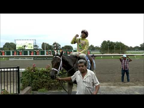video thumbnail for 10-06-19 Monmouth Park Race 09