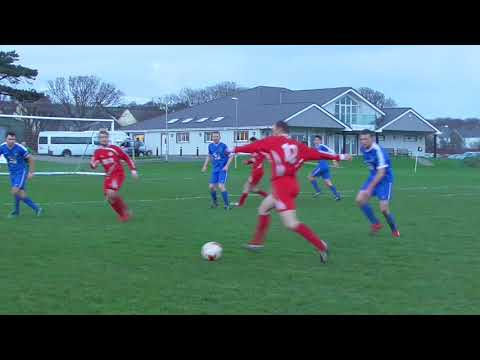 Luca Simmons Scores For Douglas Royal V Colby (1-4) 9 December 2017