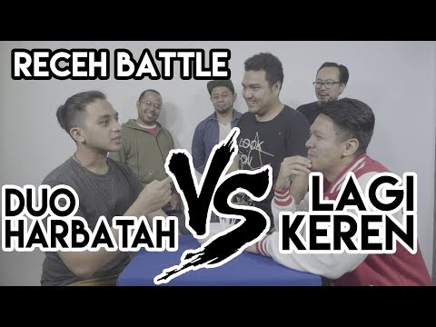 RECEH BATTLE LAWAN MAJELIS RECEH INDONESIA