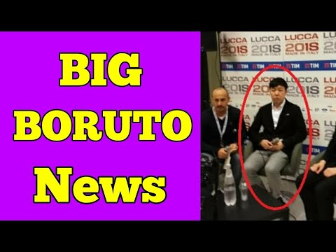 BIG BORUTO NEWS: Ikemoto's Interview On Sarada, Naruto And More