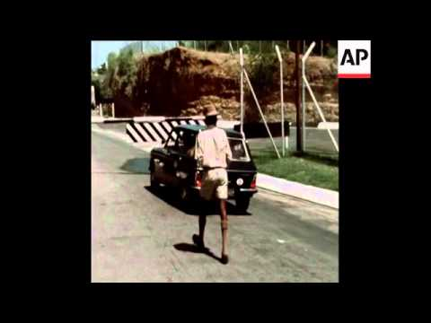 SYND 19-1-73 RHODESIA BORDER WITH ZAMBIA CLOSED