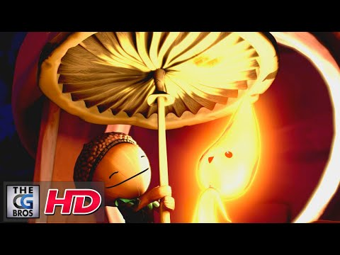 """**Award Winning** CGI 3D Animated Short Film: """"Kindled"""" - by The Kindled Team 