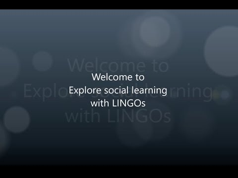 Explore social learning welcome