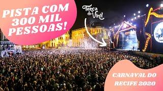 Terça do Vinil com DJ 440 no Marco Zero Carnaval 2020