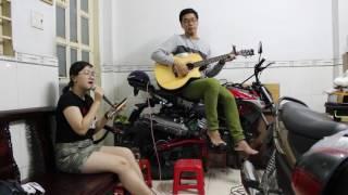 [Toàn Đoàn Guitar Cover] Với Anh Em Vẫn Là Cô Bé - Phụng Lokira