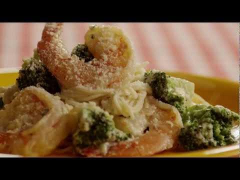 How to Make Pasta with Garlic Shrimp and Broccoli | Seafood Pasta Recipe | Allrecipes.com