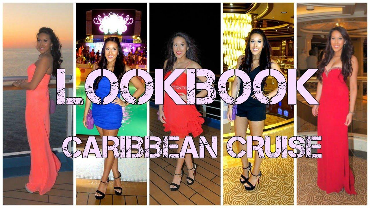 Lookbook Dresses For Dinner Caribbean Cruise Youtube