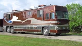 2004 MCI Bus Conversion with Trailer for sale in Bismarck, North Dakota 58501