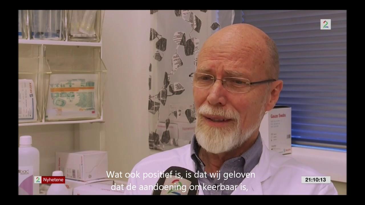 Hoopvolle Noorse studie naar de pathologische mechanismen bij ME/CVS (2017)