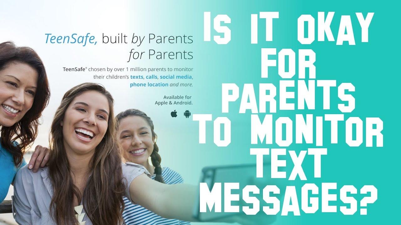 should parents monitor children s social media
