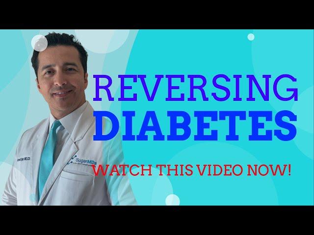 How Possible is Reversing Diabetes? SugarMD