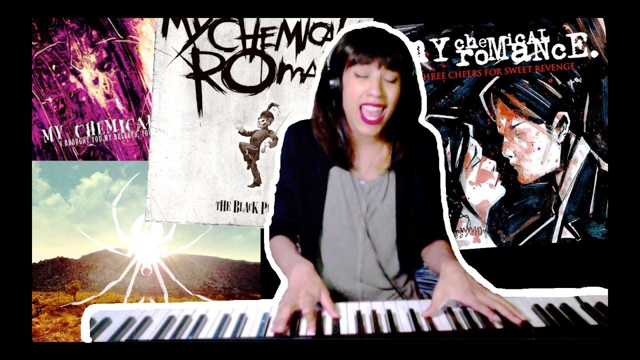My Chemical Romance Tribute Medley MCRX