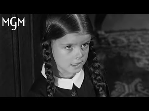 The Addams Family Goes To School (Full Episode) | MGM