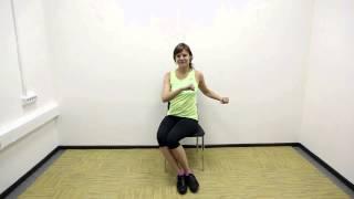 Упражнения с диском