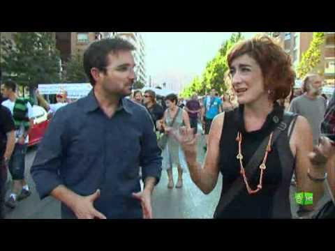 """Salvados: Jordi: """"¿Tú siempre has condenado la violencia?"""" from YouTube · Duration:  4 minutes 27 seconds"""