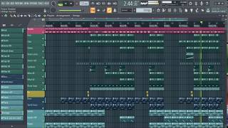 benny blanco & Calvin Harris - I Found You (FL Studio Remake)