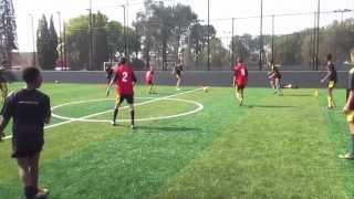 8 vs 3 possession game soccer drill (football) association football futebol 8vs3 rondo