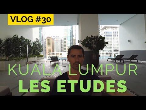 VLOG KUALA LUMPUR - Arreter Les Etudes