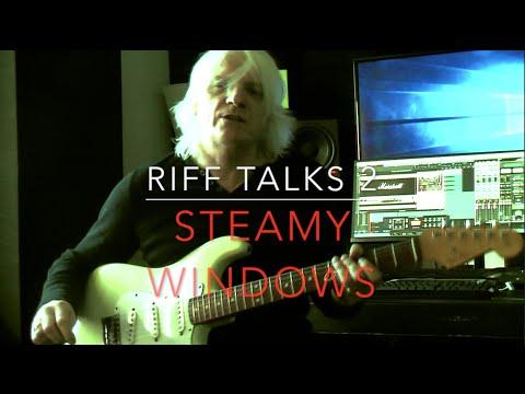 TINA TURNER - STEAMY WINDOWS (Neil Taylor's Riff)   RIFF TALKS 2