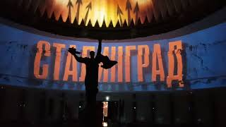 Инсталляция в Зале Славы Центрального Музея Великой Отечественной Войны