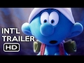 Smurfs: The Lost Village Official International Trailer #2 (2017) Animated Movie HD