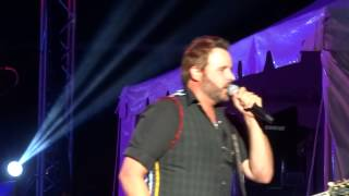 "Randy Houser ""Goodnight Kiss"" 9-15-13"