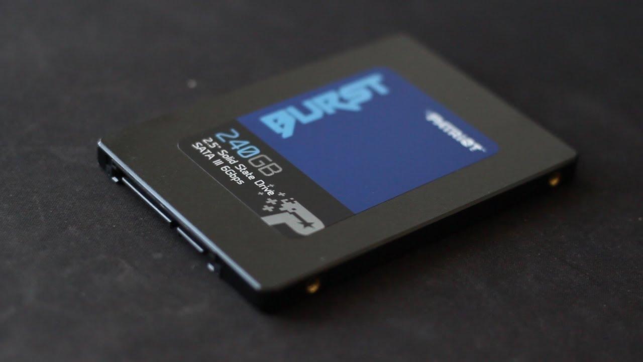 PATRIOT Burst   Сравни цены на Hotline.ua   SSD накопители