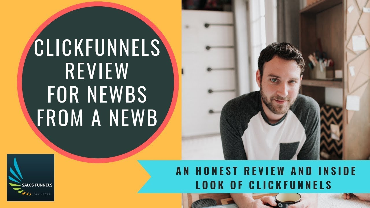 ClickFunnels Review 2018 for Newbies from a Newbie Plus Bonuses!