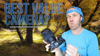 Canon EOS RP Review 1 Year Later