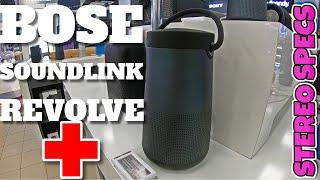 ➕Bose SoundLink Revolve Plus |…