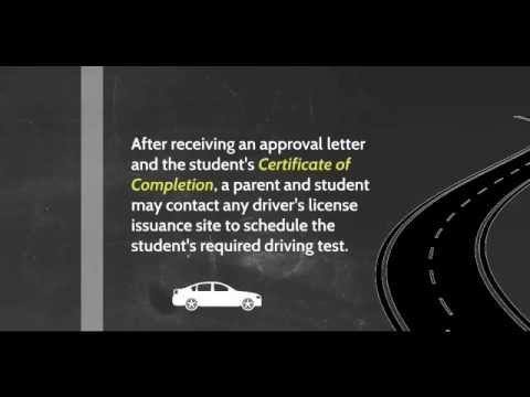 Driver's education > Parent taught