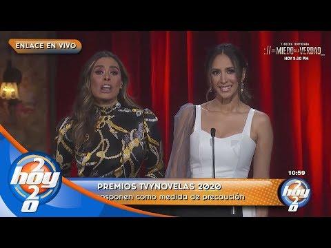 Nominados a los Premios TVYNovelas 2020 | Hoy