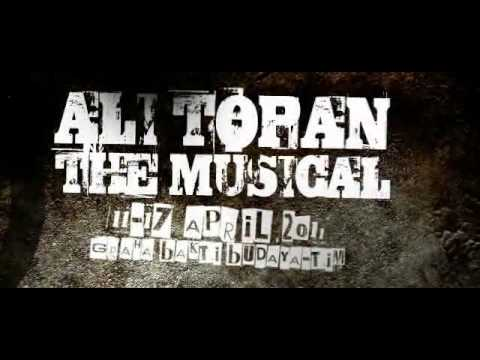 Promo Ali Topan The Musical Tahun 2011