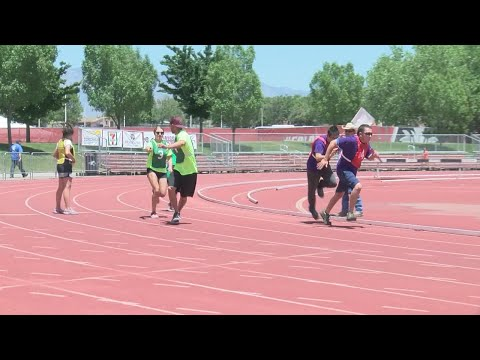 New Mexico Special Olympics kick off in Albuquerque