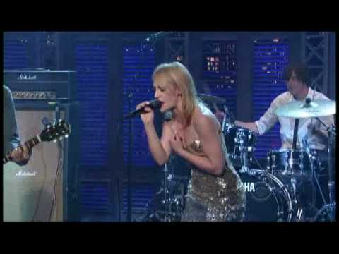 Metric  Help Im A on Letterman 717 TheAudioPervcom