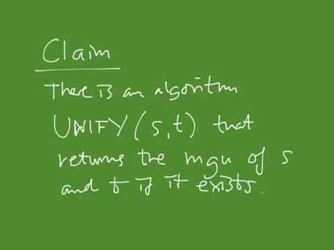 The Lambda Calculus, part 1 4   Type inference in the polymorphic lambda calculus