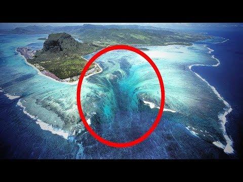 바다의 신기한 이상현상