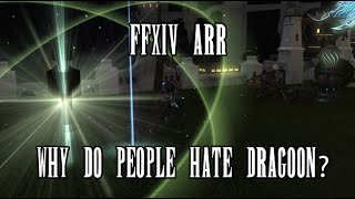 FFXIV ARR: Why Do People Hate Dragoon?