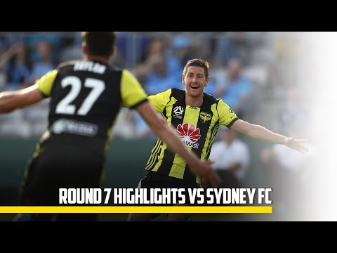 Full Time Highlights: Sydney FC Vs Wellington Phoenix