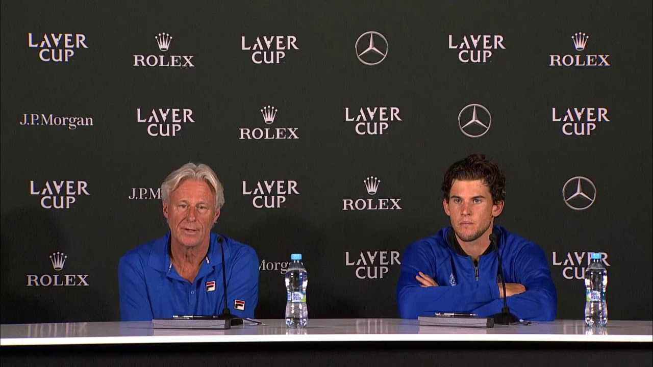 Team Europe take early lead in Laver Cup after Marin Cilic and Dominic Thiem ...
