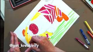Уроки творчества в школе Креативити. Летний курс