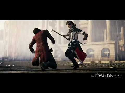 Eminem Not Afraid With Assassins Creed SYNDICATE